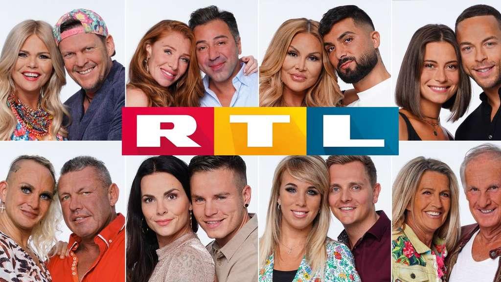 """Reality-Fans aufgepasst! Das Ranking der Reality-Shows – Der Cast von """"Das Sommerhaus der Stars – Kampf der Promipaare"""" © Stefan Gregorowius/TVNOW/RTL-Mediengruppe & MG RTL D"""